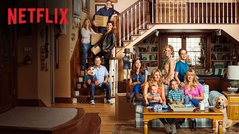 Fuller House - Teaser with cast