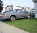 Roy Mustang's 1985 Ford LTD Crown Victoria