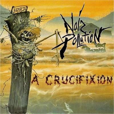 A Crucifixion cover art