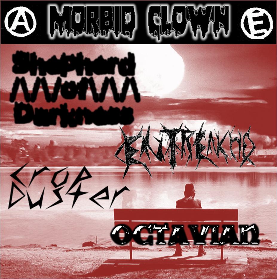 Wargore live in studio- morbid clown