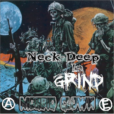Neck-deep in Grind cover