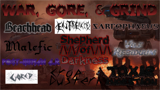 File:War, gore, & grind poster.png