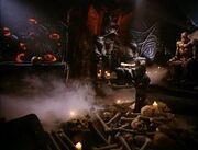 Sutekh's Demonic Kingdom of the Underworld