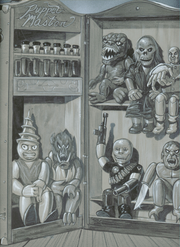 Puppet Master artwork