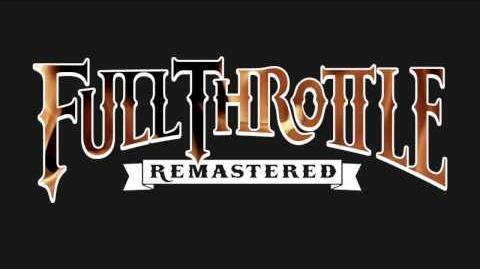 Full Throttle Remastered Teaser Trailer
