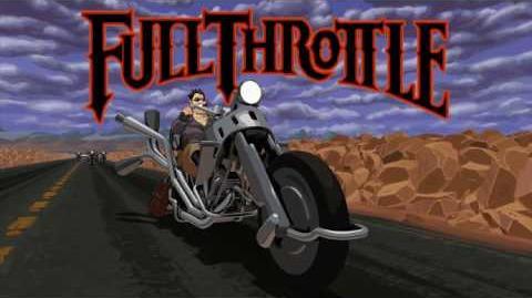 Full Throttle Remastered Release Trailer