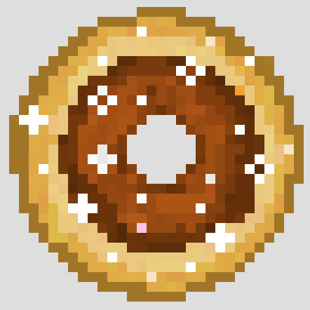 File:Chocolate donut img.png