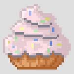 Vanilla cupcake img