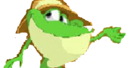 CJ The Frog