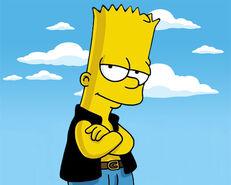Bart-simpson-cool-look-post