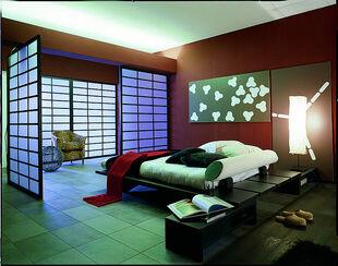 Mazzali- Marley's Room