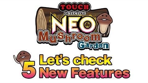 NEO Mushroom Garden PV