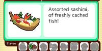 Sashimi Ship