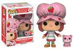 Strawberry Shortcake & Custard