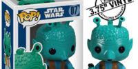 Star Wars Pop! 07 Greedo