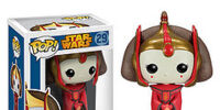 Star Wars Pop! 29 Queen Amidala