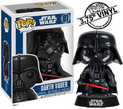 Star Wars Pop! 01 Darth Vader