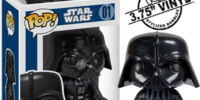 Star Wars Pop! 01 Darth Vader