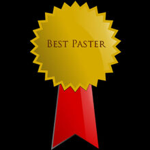 Best Paster Award