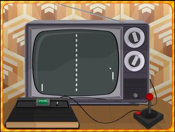 8 bit retro game