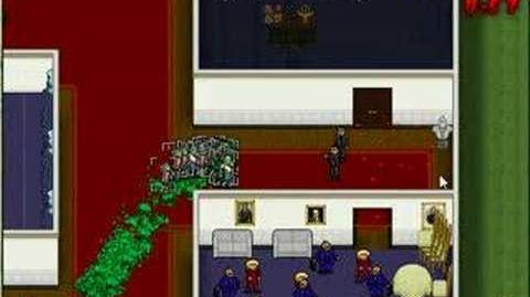Zombie Dawn - White House - Level 2