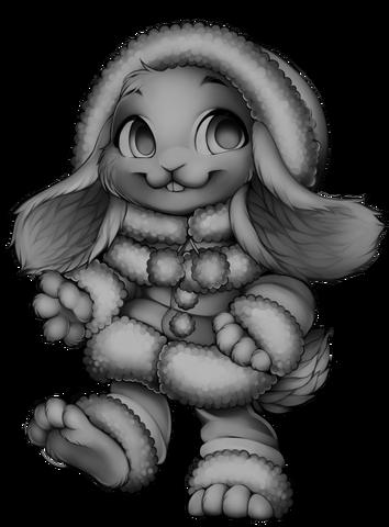 File:Fluffy rabbit base.png