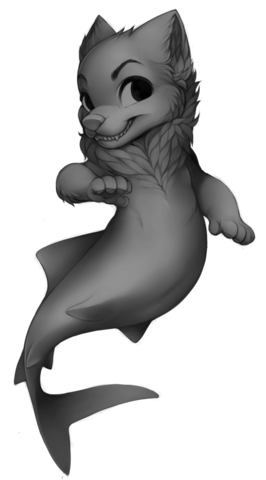 File:Mermaid wolf base.png