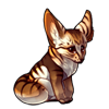 1148-striped-fennec-fox