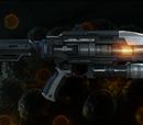 Warp Rifle