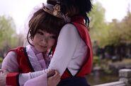 Suzaku cosplay