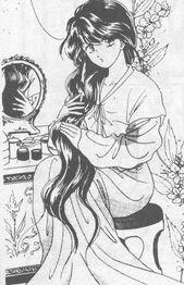 Nuri manga hair
