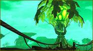 Dark Glade infected zone