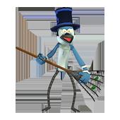 Mordecai tophat
