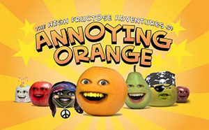The High Fructose Adventures Of The Annoying Orange