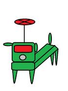 Fusion Woofbot