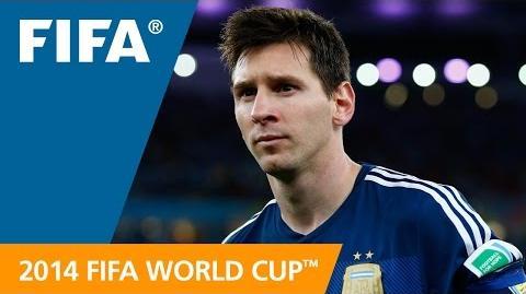 2014 FIFA World Cup™ Memories