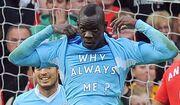 Balotelli Why Always Me