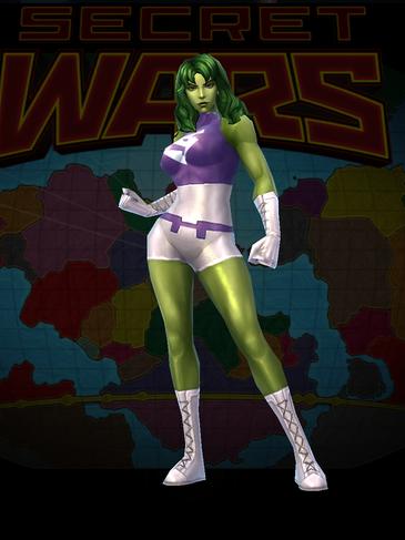 She Hulk All New