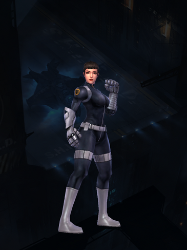 Daisy Johnson Quake