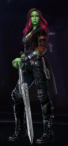 Gamora GotG2