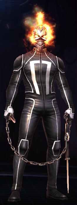 Ghost Rider Robbie Reyes Marvel NOW!