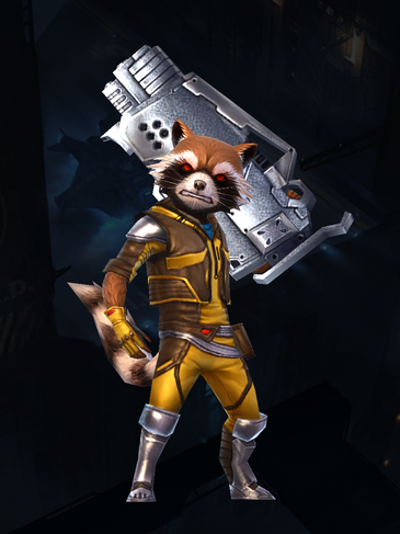 RocketRaccoon All New All Different