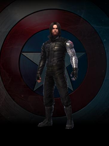 Winter Soldier Civil War