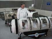 Barokomora Nis hyperbaric center