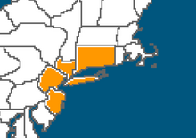 Extent of colonization