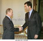 Putin meet King Felipe