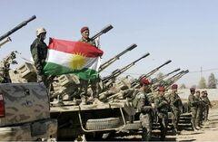 Iraqi Kurdish troops