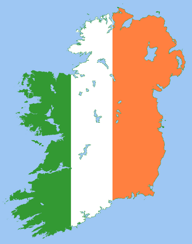 File:Ireland Flag Map.png