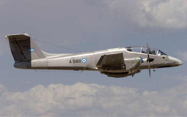 File:Argentina Air Force FMA IA-58A Pucara Lofting-1.jpg