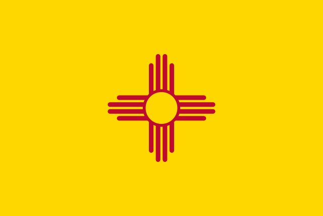 File:Flag of New Mexico.png